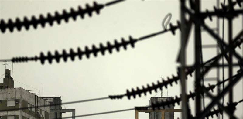 גגות ארגנטינה כפי שהם נראים מתחנת החשמל של אדסור / צילום: REUTERS, Marcos Brindicci