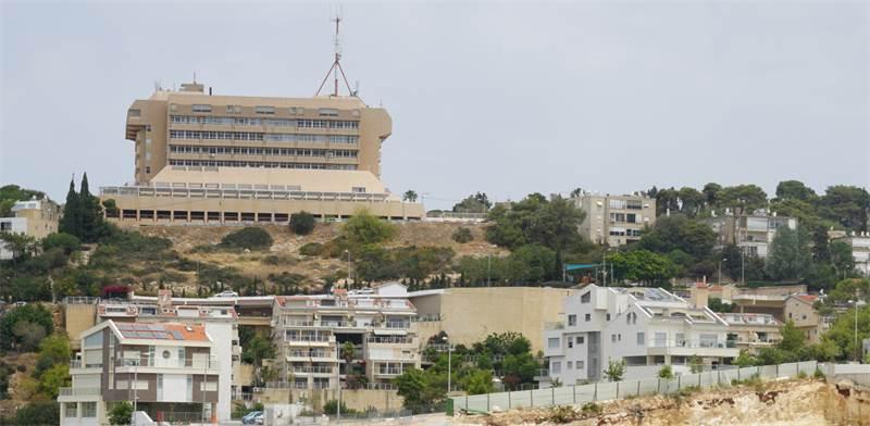 """מתחם """"מורדות לינקולן"""" בחיפה / צילום: ערן גילווארג"""
