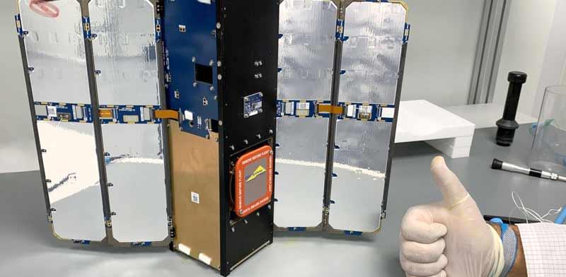 Elbit Systems nanosatellite