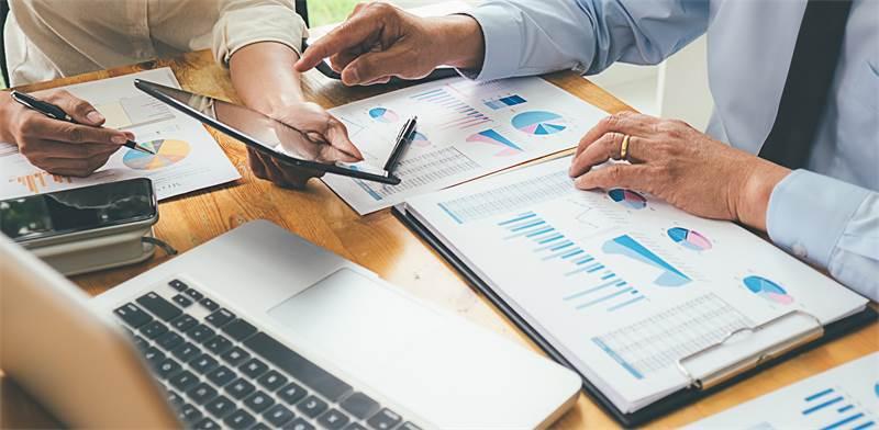הגופים המוסדיים ביצעו את קפיצת מדרגה משמעותית בהענקת אשראי למגזר העסקי / צילום: Shutterstock/א.ס.א.פ