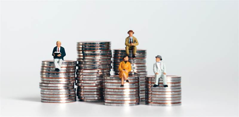 Salary gaps / Photo: Shutterstock