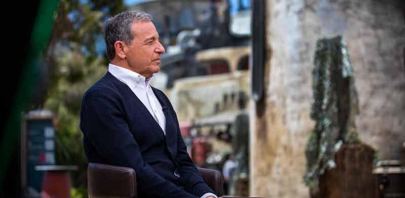 "בוב איגר יו""ר ומנכל דיסני / צילום: Getty Images ישראל"