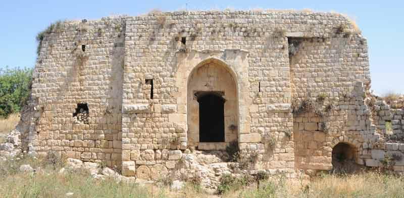 מצודת הונין / צילום: יותם יעקובסון