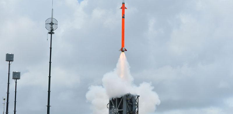 MRSAM missiles Photo IAI