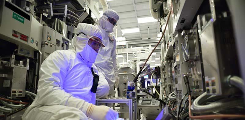 מפעל של אינטל / צילום: אינטל
