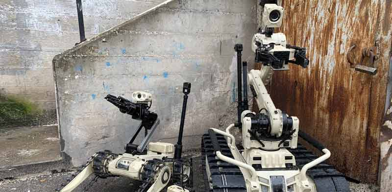 Roboteam Photo: Shay Dvir