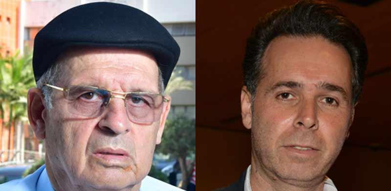 Barak Rosen and Avraham Kuznitsky