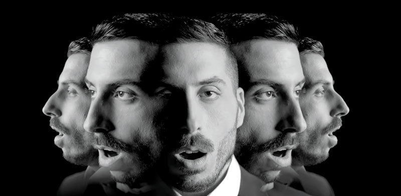 קובי מרימי, נציג ישראל לאירוויזיון 2019 / צילום מסך מתוך יוטיוב