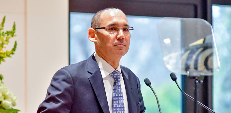 Amir Yaron  photo: Rafi Kutz