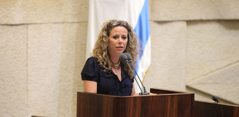 איילת נחמיאס–ורבין / צילום: דוברות הכנסת