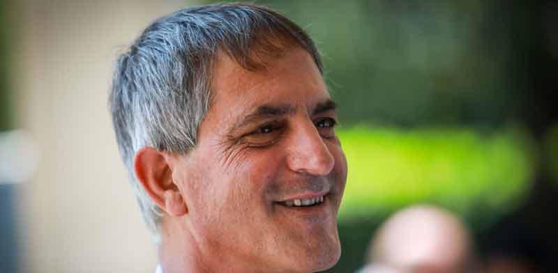 """עו""""ד אבי חימי, יו""""ר לשכת עורכי הדין / צילום: שלומי יוסף"""