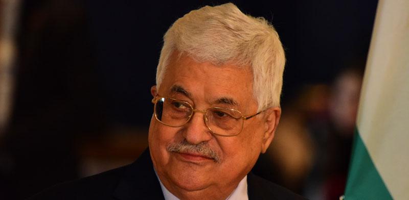 "אבו מאזן, יו""ר הרשות הפלסטינית / צילום: Shutterstock, א.ס.א.פ קריאייטיב"