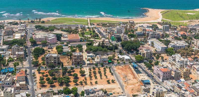 שכונת עג'מי ביפו / צילום: יחצ