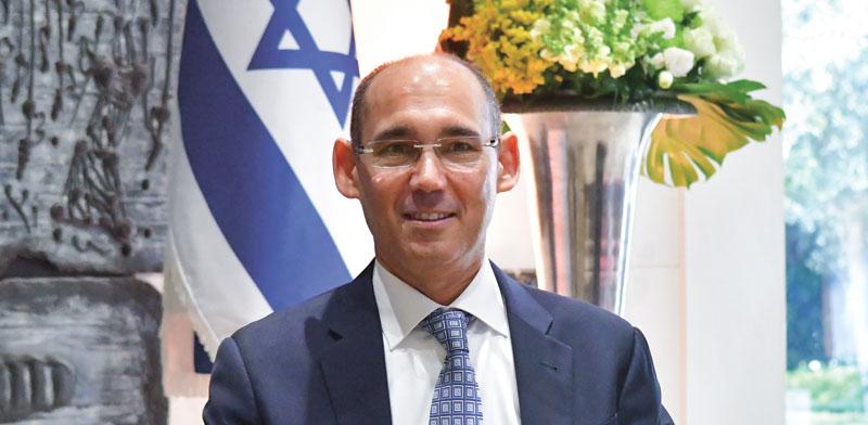 נגיד בנק ישראל, פרופ' אמיר ירון / צילום: רפי קוץ