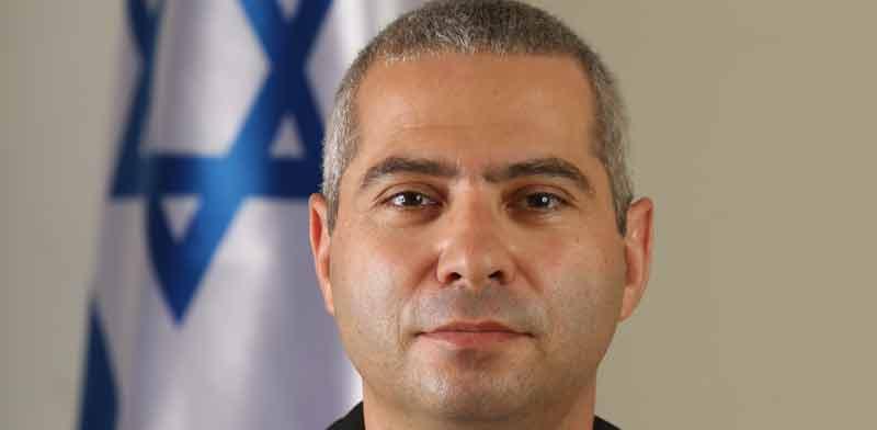 """השופט גיא אבנון / צילום: יח""""צ"""