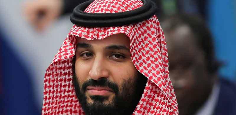 הנסיך מוחד בן סלמאן / צילום: רויטרס