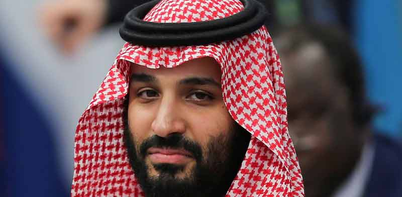 Saudi Prince Mohammed bin Salman Photo: Reuters