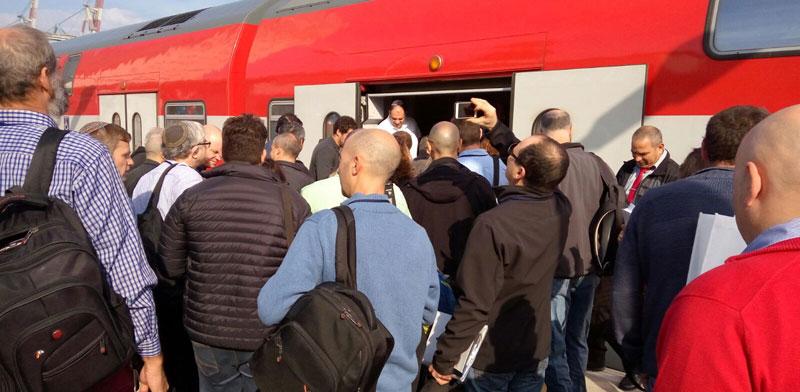 רכבת ישראל / צילום: יחצ