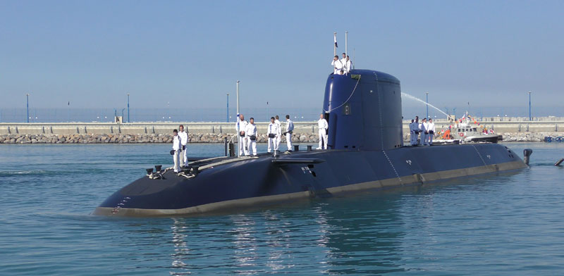 Submarine affair Photo: Shutterstock ASAP Creative