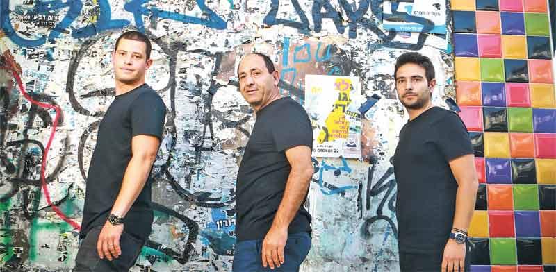 אוהד סנדלר, רמי לוי ואדם פרידלר / צילום: שלומי יוסף, גלובס