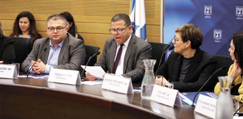 איתן כבל / צילום: יצחק הררי, דוברות הכנסת
