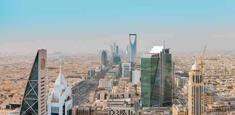 Saudi Arabia Photo: Shutterstock