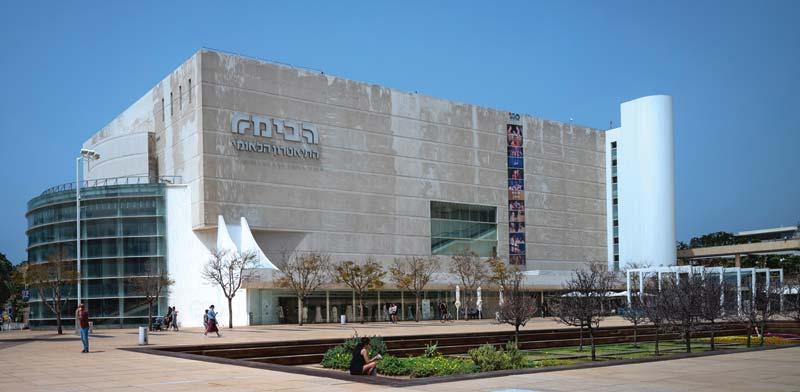 בניין הבימה בתל אביב / צילום: Shutterstock