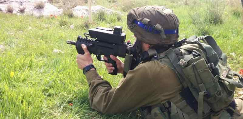 New IDF rifle sight Photo: Smart Shooter