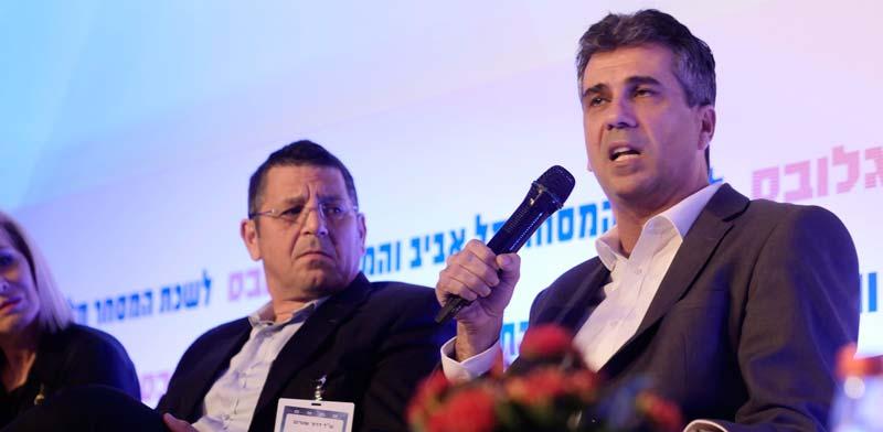 אלי כהן ודרור שטרום/ צילום: אוריה תדמור