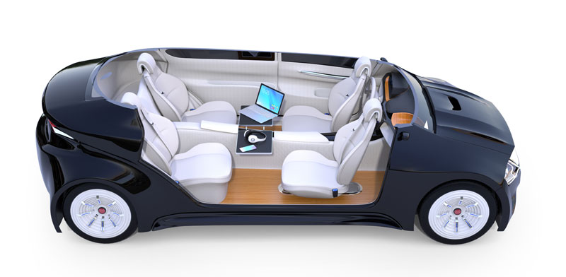 רכב אוטונומי / צילום: Shutterstock