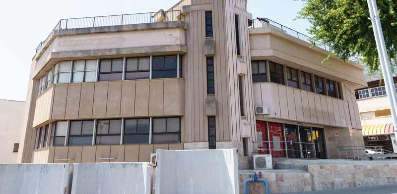בניין בשדרות תל חי 98 קריית שמונה / צילום: אייל הצפון