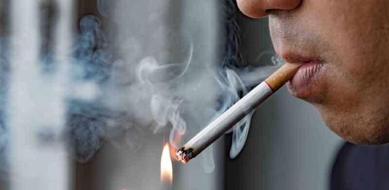 עישון סיגריות/ צילום:  Shutterstock/ א.ס.א.פ קריאייטיב
