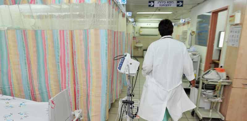 בית חולים / צילום: Shutterstock, א.ס.א.פ קריאייטיב