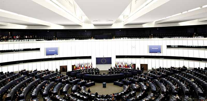 פרלמנט האיחוד האירופי/  .ס.א.פ קריאייטיב / Shutterstock