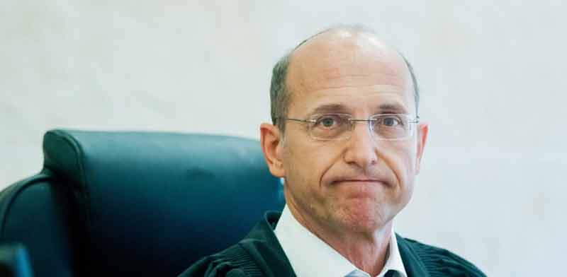 השופט אייל אברהמי / צילום: רפי קוץ