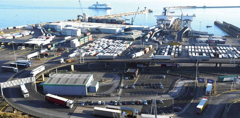 נמל דובר בבריטניה / צילום: רויטרס, Toby Melville