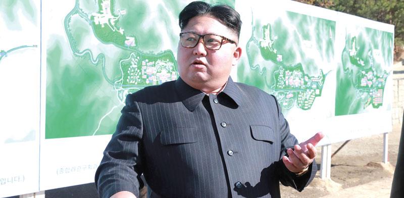 שליט צפון קוריאה, קים ג'ונג און / צילום: רויטרס