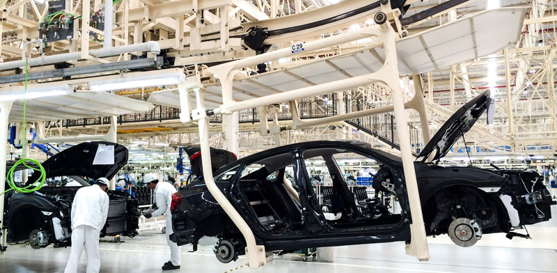 Honda factory Photo: Shutterstock ASAP Creative