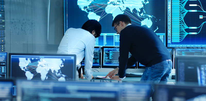 מתקפת הסייבר הצפויה /צילום: Shutterstock, א.ס.א.פ קריאייטיב