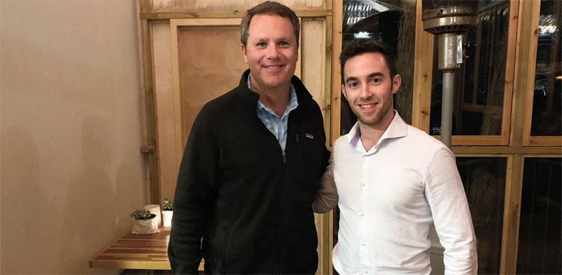 Doug McMillon and Yair Cleper Photo: PR