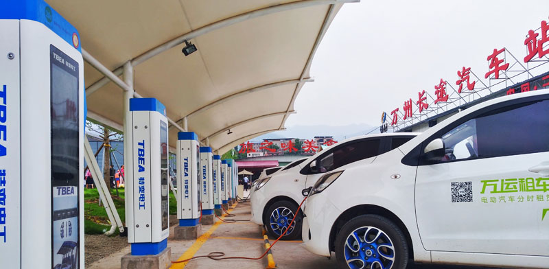 רכבים חשמליים תוצרת סין / צילום:  Shutterstock/ א.ס.א.פ קריאייטיב
