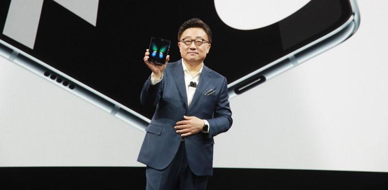 """די. ג'יי קו, נשיא ומנכ""""ל חטיבת המיחשוב והתקשורת הניידת בסמסונג / צילום: יחצ"""