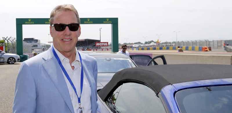 """ביל פורד, יו""""ר חברת פורד / צילום: רויטרס Regis Duvignau"""