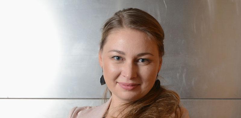 אלנה ורנובה, ממייסדי סטושי לאבס / צילום: איל יצהר