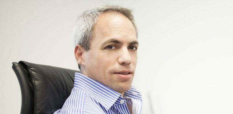 """ארן אלסנר, מנכ""""ל פעילות חו""""ל של קבוצת החברה המרכזית למשקאות / צילום: יח""""צ"""