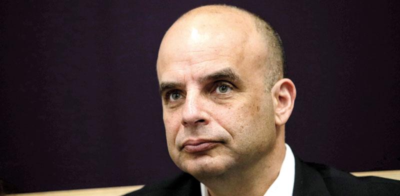 """עו""""ד דן אלדד, ממלא-מקום פרקליט המדינה הנכנס / צילום: שלומי יוסף"""