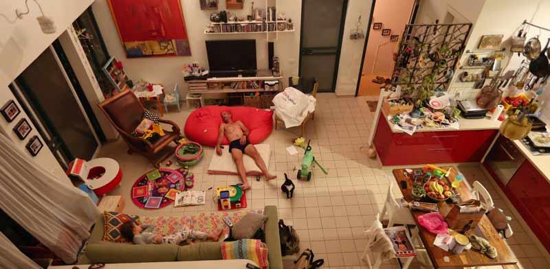 משפחה שכזאת/ צילום: נגה שדמי ואן דה ריפ