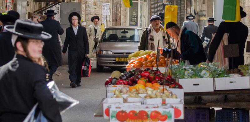 שכונה חרדית, ירושלים / צילום: shutterstock