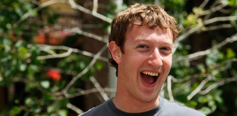 """מנכ""""ל ומייסד פייסבוק, מארק צוקרברג / צילום: רויטרס"""