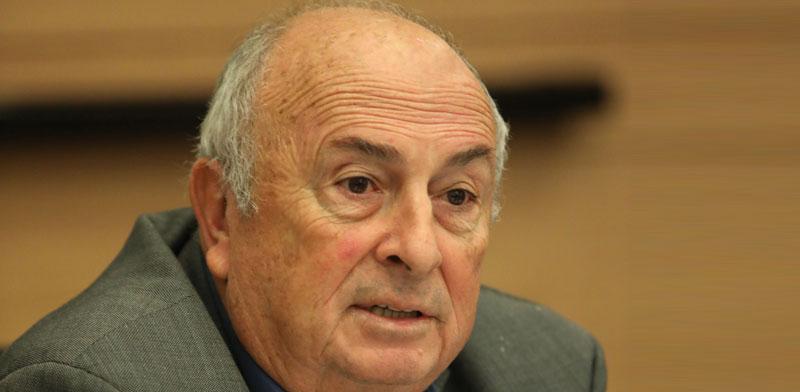 אלי אלאלוף / צילום: יצחק הררי, דוברות הכנסת